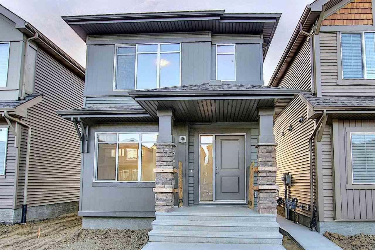 House for sale at 1674 Graydon Hill Li SW Edmonton Alberta - MLS: E4217429