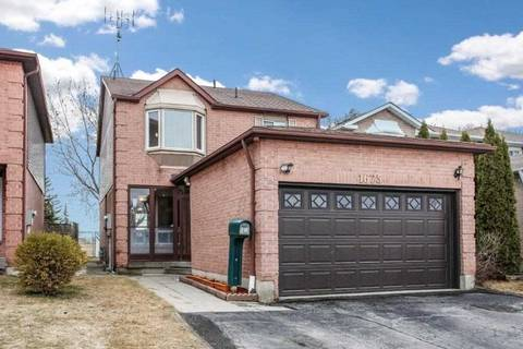 House for sale at 1675 Portland Ct Pickering Ontario - MLS: E4730395
