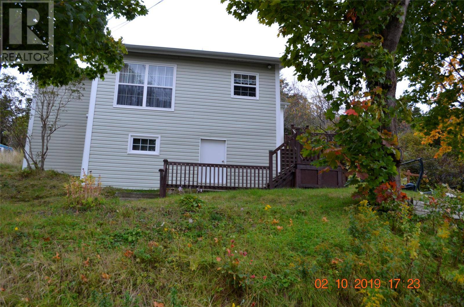 House for sale at 1675 Portugal Cove Rd Portugal Cove Newfoundland - MLS: 1205020