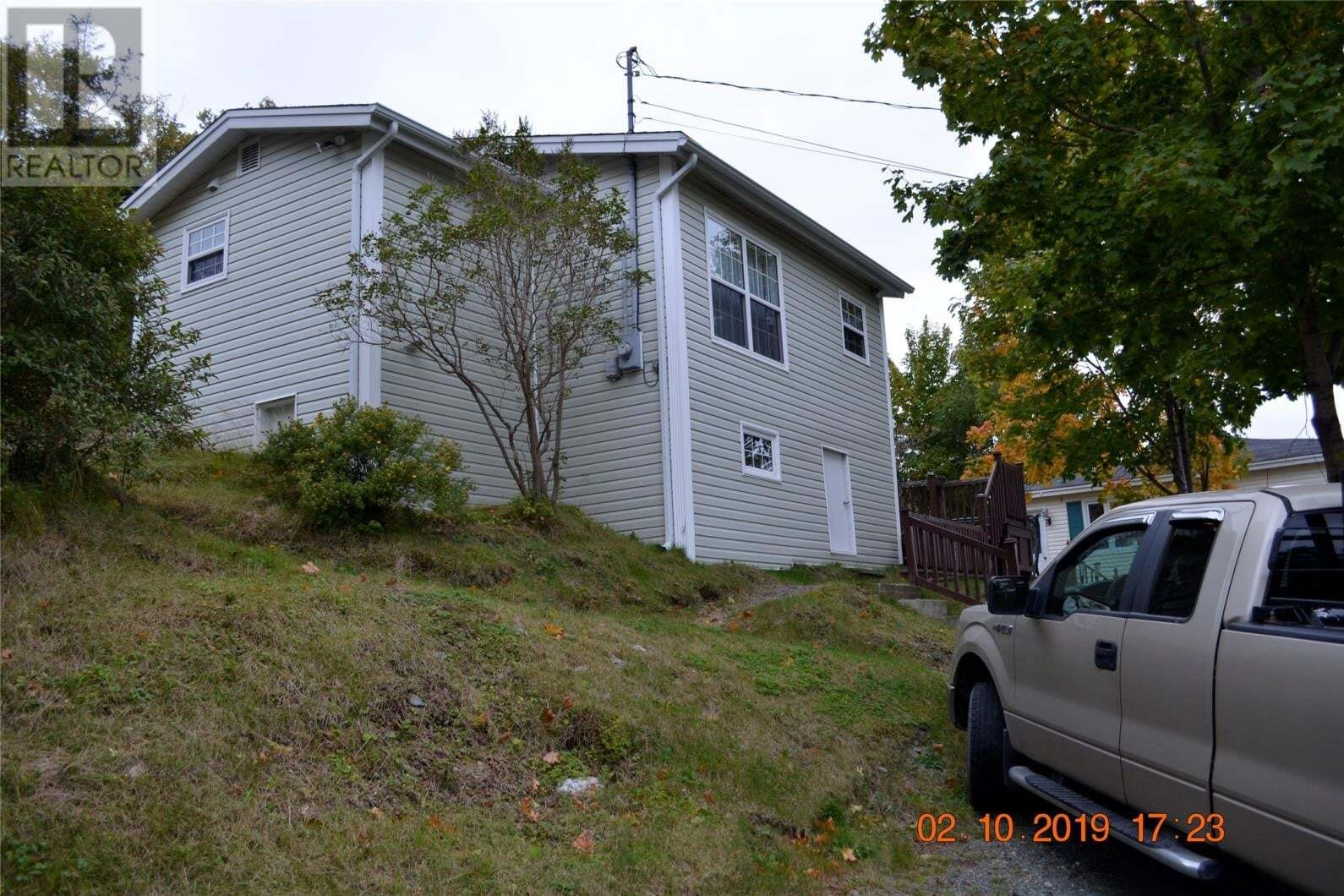 House for sale at 1675 Portugal Cove Rd Portugal Cove Newfoundland - MLS: 1218075