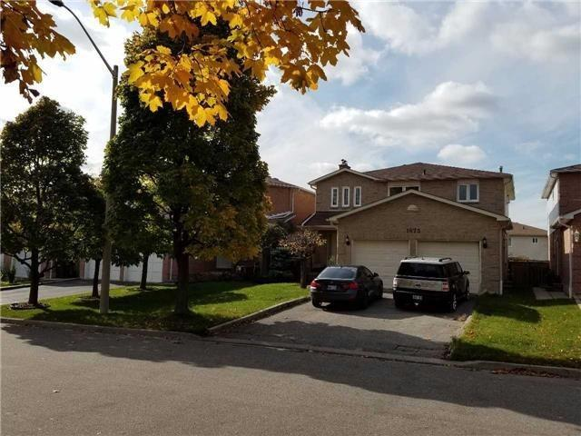 Sold: 1675 Summergrove Crescent, Mississauga, ON