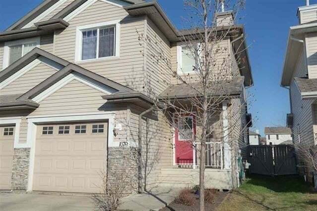 Townhouse for sale at 1679 Melrose Pl SW Edmonton Alberta - MLS: E4212656