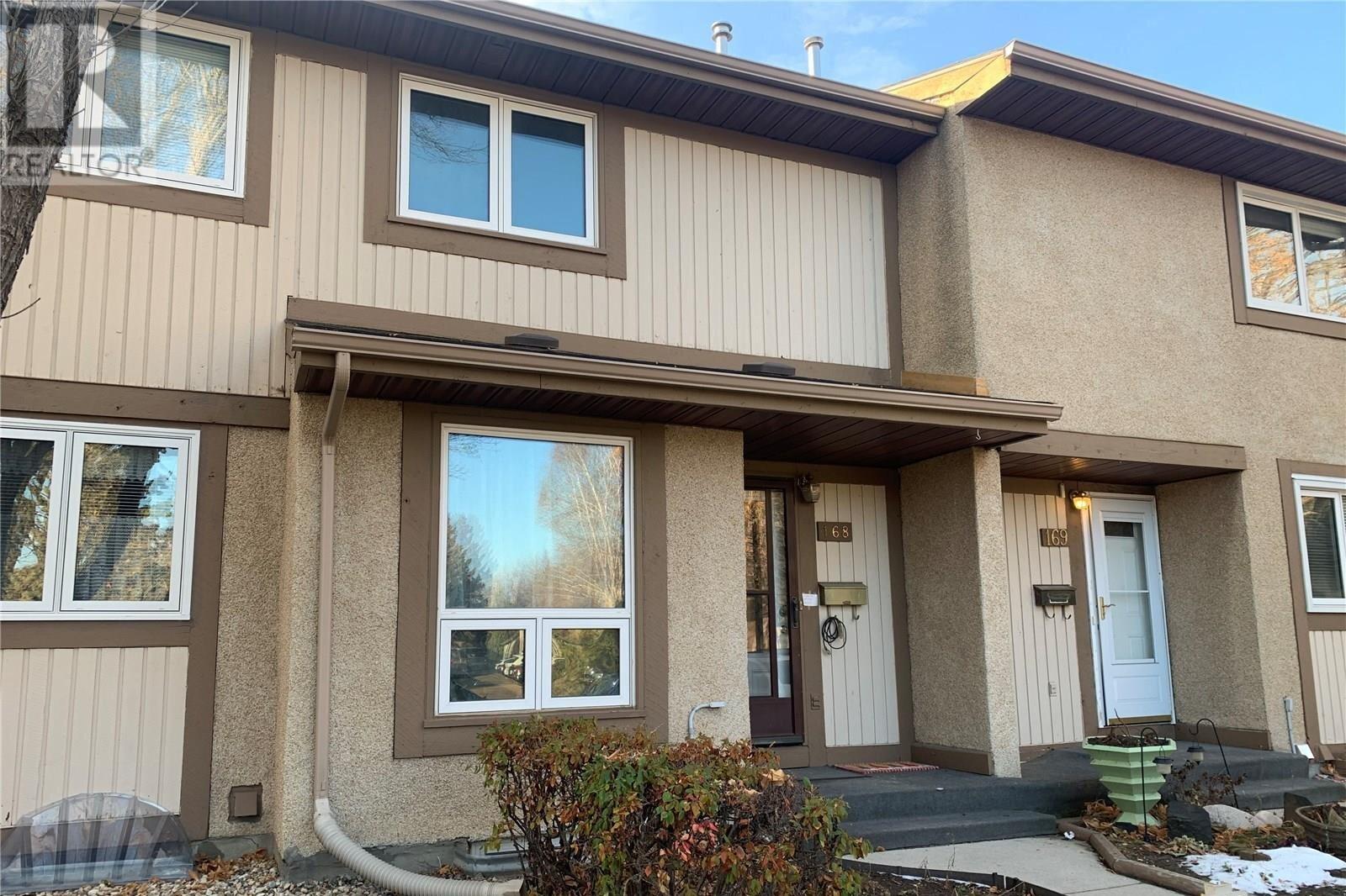Townhouse for sale at 1128 Mckercher Dr Unit 168 Saskatoon Saskatchewan - MLS: SK831561