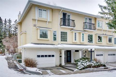 Townhouse for sale at 3335 42 St Northwest Unit 168 Calgary Alberta - MLS: C4285237