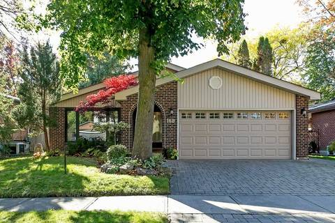 House for sale at 168 Arichat Rd Oakville Ontario - MLS: W4619593