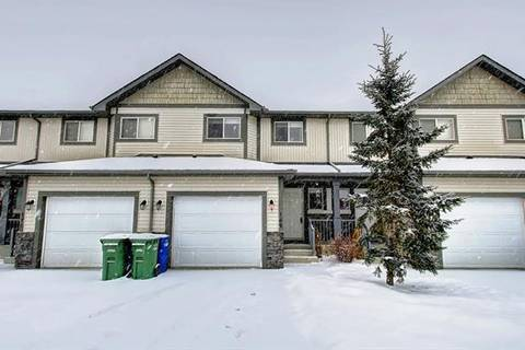 Townhouse for sale at 168 Bayside Point(e) Southwest Airdrie Alberta - MLS: C4279142