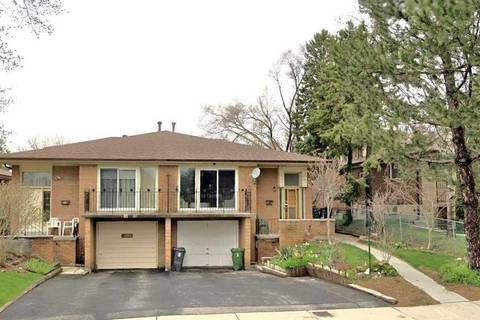 Townhouse for rent at 168 Bestview Dr Toronto Ontario - MLS: C4606297