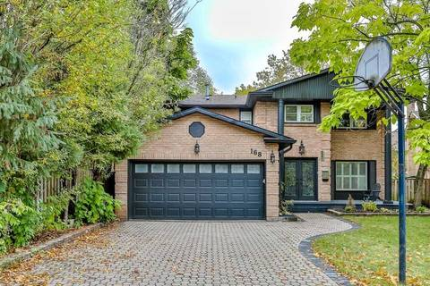 House for sale at 168 Cambridge Ct Richmond Hill Ontario - MLS: N4606655
