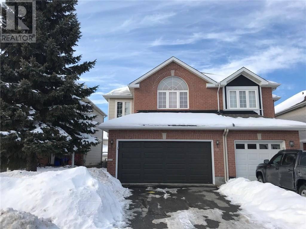 House for rent at 168 Deerfox Dr Ottawa Ontario - MLS: 1179397