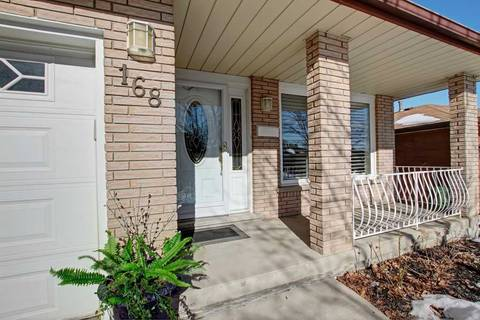 House for sale at 168 Golfwood Dr Hamilton Ontario - MLS: X4700545