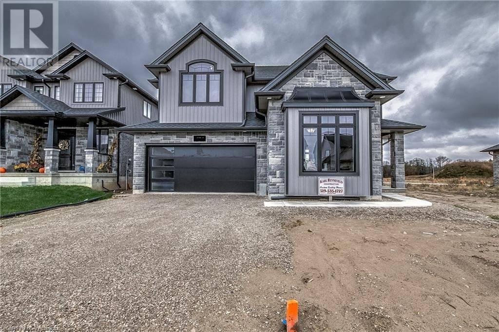 House for sale at 168 Hemlock St Woodstock Ontario - MLS: 252450