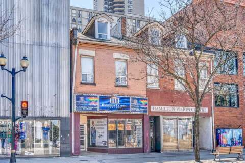 Townhouse for sale at 168 King St Hamilton Ontario - MLS: X4796340