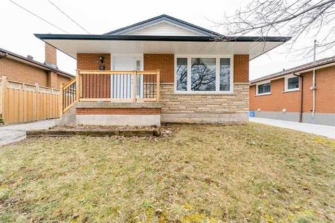 House for sale at 168 Manning Ave Hamilton Ontario - MLS: X4731695