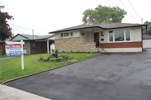 House for sale at 168 Nugent Dr Hamilton Ontario - MLS: H4055363