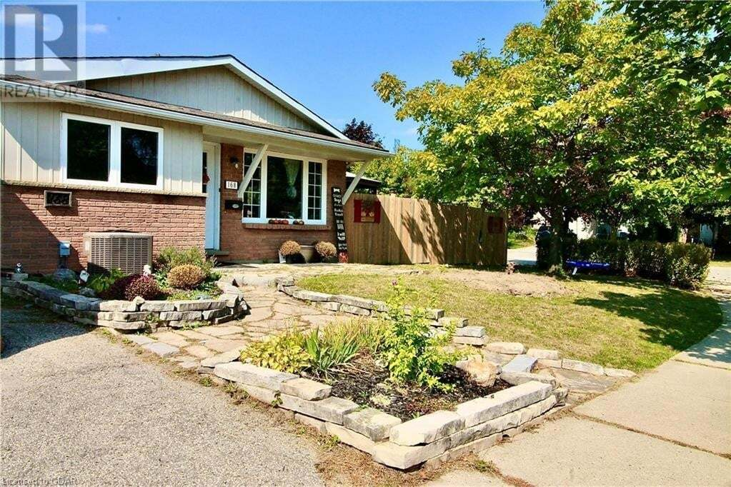 House for sale at 168 Sugar Maple St Kitchener Ontario - MLS: 40025042