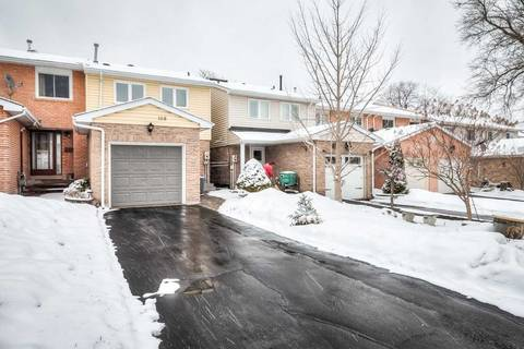 Townhouse for sale at 168 Tamarack Dr Markham Ontario - MLS: N4703160