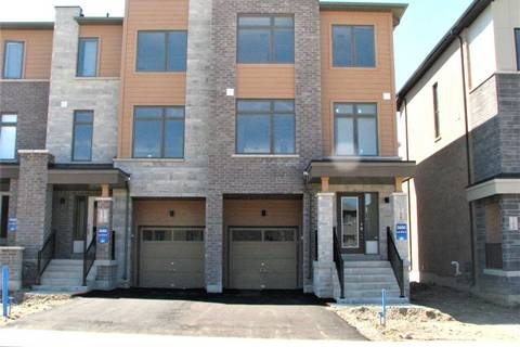 Townhouse for sale at 168 Tango Cres Newmarket Ontario - MLS: N4499084