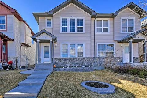 Townhouse for sale at 168 Taravista Wy Northeast Calgary Alberta - MLS: C4239663