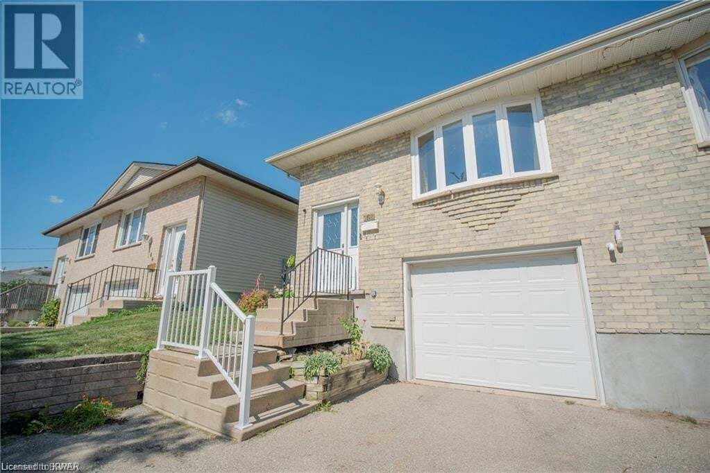House for rent at 168 Thaler Ave Kitchener Ontario - MLS: 40035350