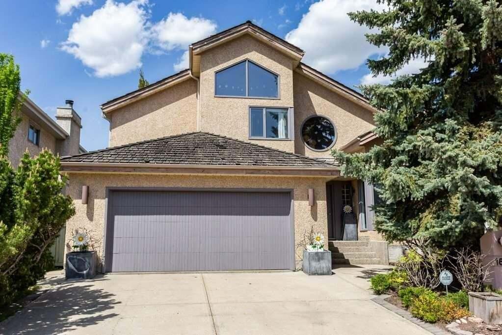 House for sale at 168 Weaver Dr NW Edmonton Alberta - MLS: E4199184