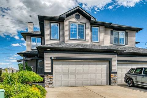 Townhouse for sale at 168 West Creek Circ Chestermere Alberta - MLS: C4253784