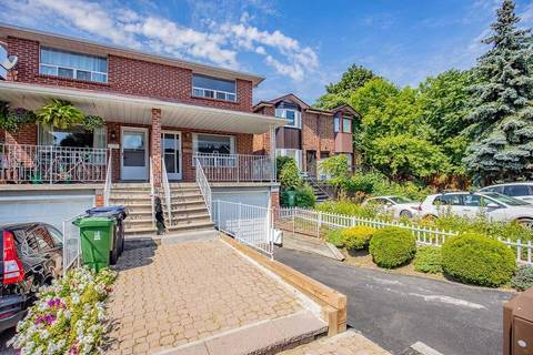 Townhouse for sale at 168 Wildwood Cres Toronto Ontario - MLS: E4550151