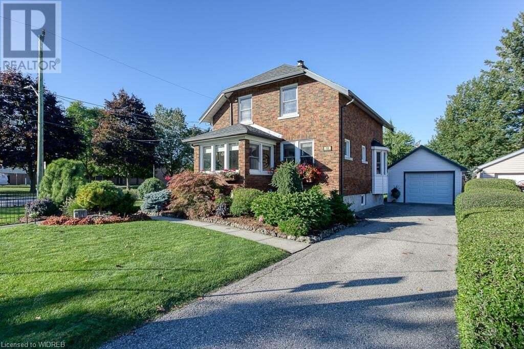House for sale at 168 Wilson St Woodstock Ontario - MLS: 40028469