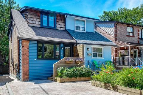 Townhouse for sale at 168 Winona Dr Toronto Ontario - MLS: C4518618