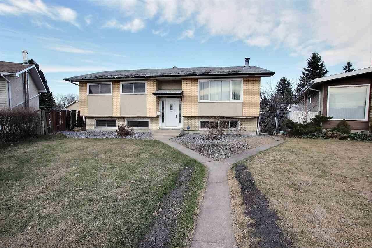 House for sale at 16804 96 Av NW Edmonton Alberta - MLS: E4194318