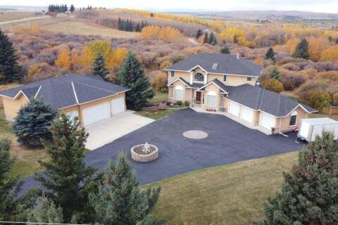 House for sale at 168082 182 St W Rural Foothills County Alberta - MLS: A1038633