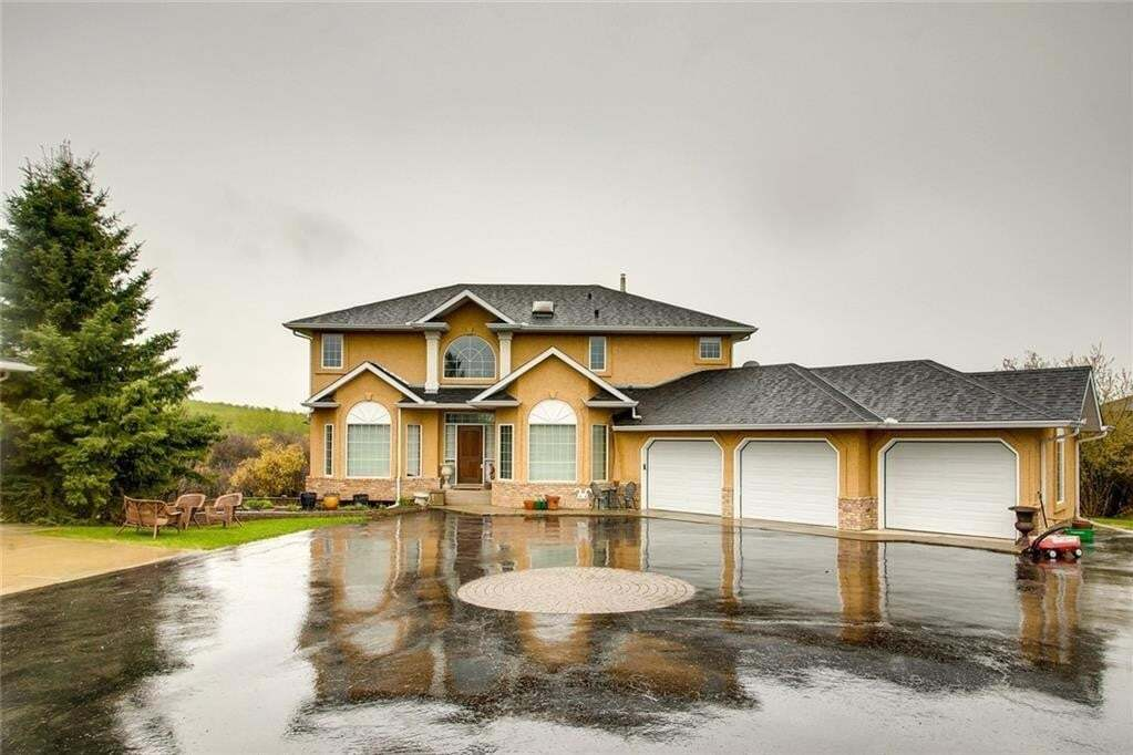 House for sale at 168082 182 St W Rural Foothills M.d. Alberta - MLS: C4297208