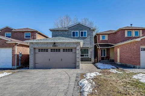 House for sale at 1681 Fairfield Cres Pickering Ontario - MLS: E4712466