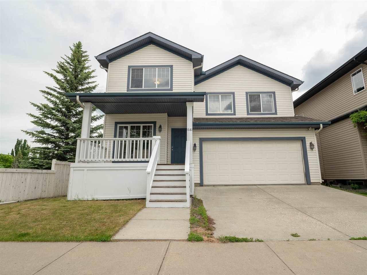 House for sale at 1681 Tomlinson Common Nw Edmonton Alberta - MLS: E4161987