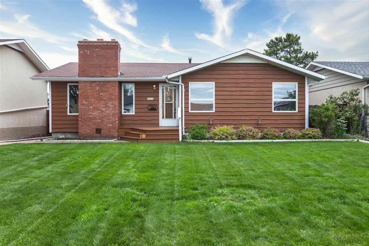 House for sale at 16815 98 Av NW Edmonton Alberta - MLS: E4207311