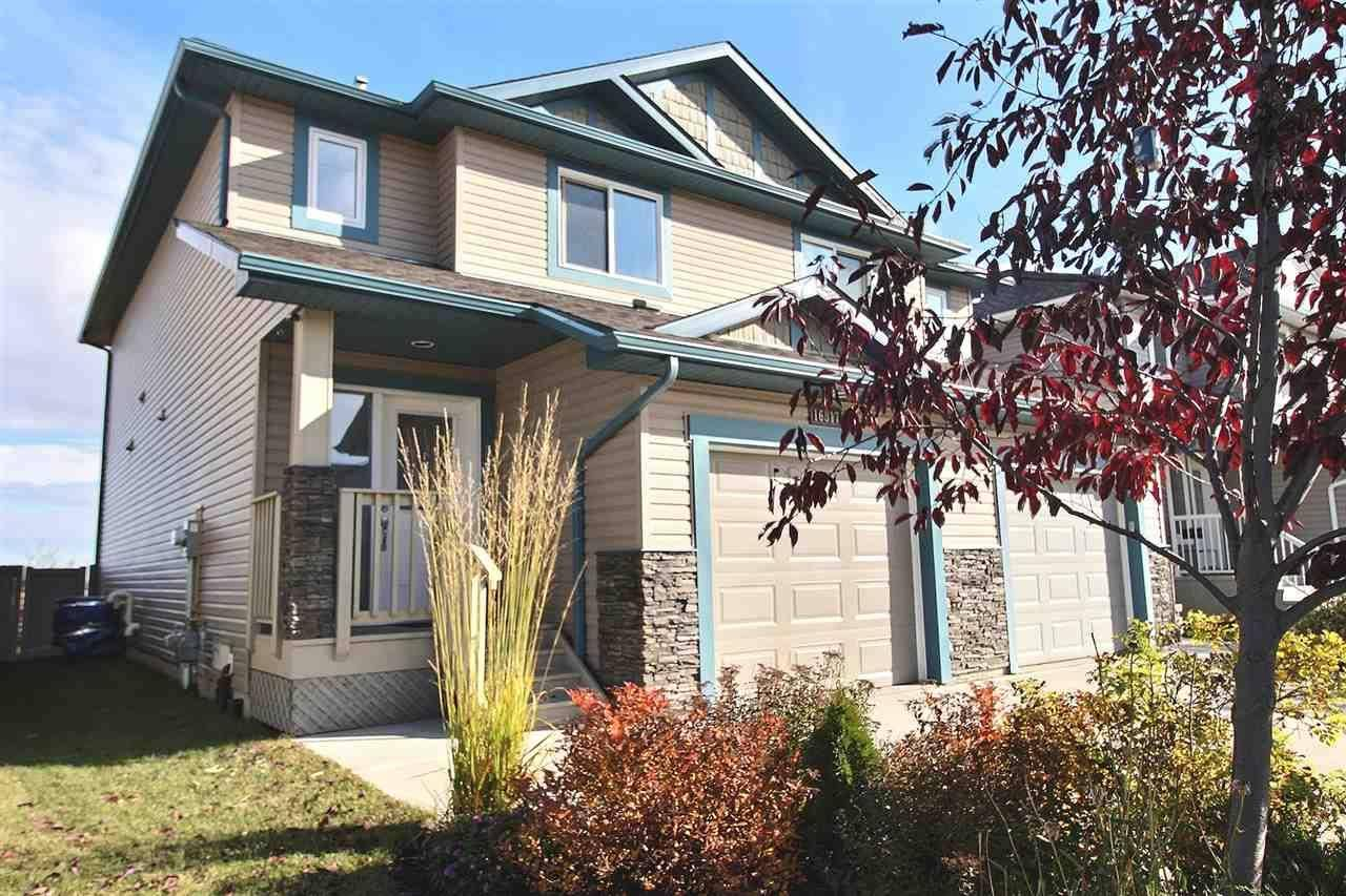 Townhouse for sale at 16817 51 St Nw Edmonton Alberta - MLS: E4177565