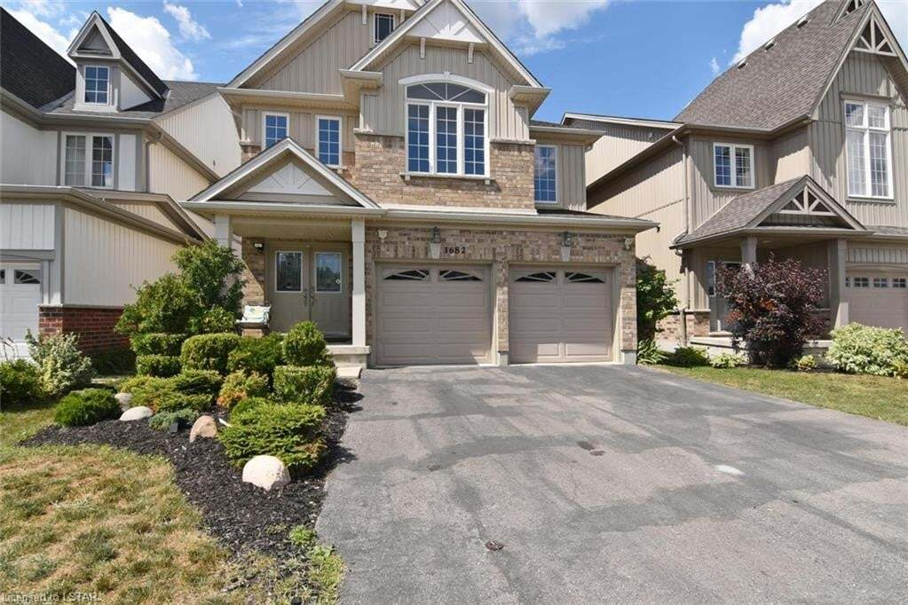 House for sale at 1682 Cedarcreek Cres London Ontario - MLS: 277927