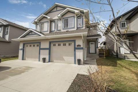 Townhouse for sale at 16820 53 St Nw Edmonton Alberta - MLS: E4154879