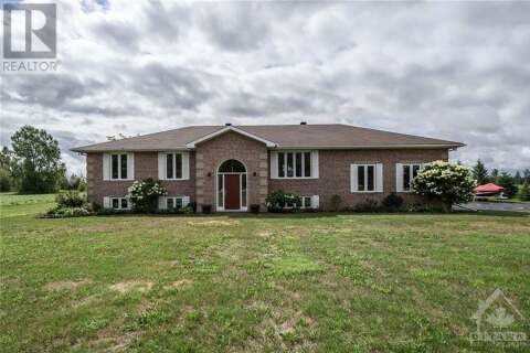 House for sale at 1683 Route 500 W Rd Casselman Ontario - MLS: 1204209