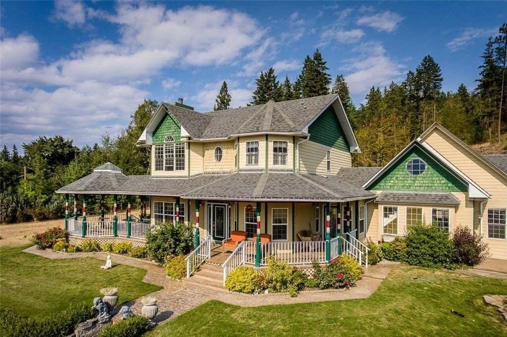 House for sale at 16837 Post Office Road  Kootenay Bay British Columbia - MLS: 2435331