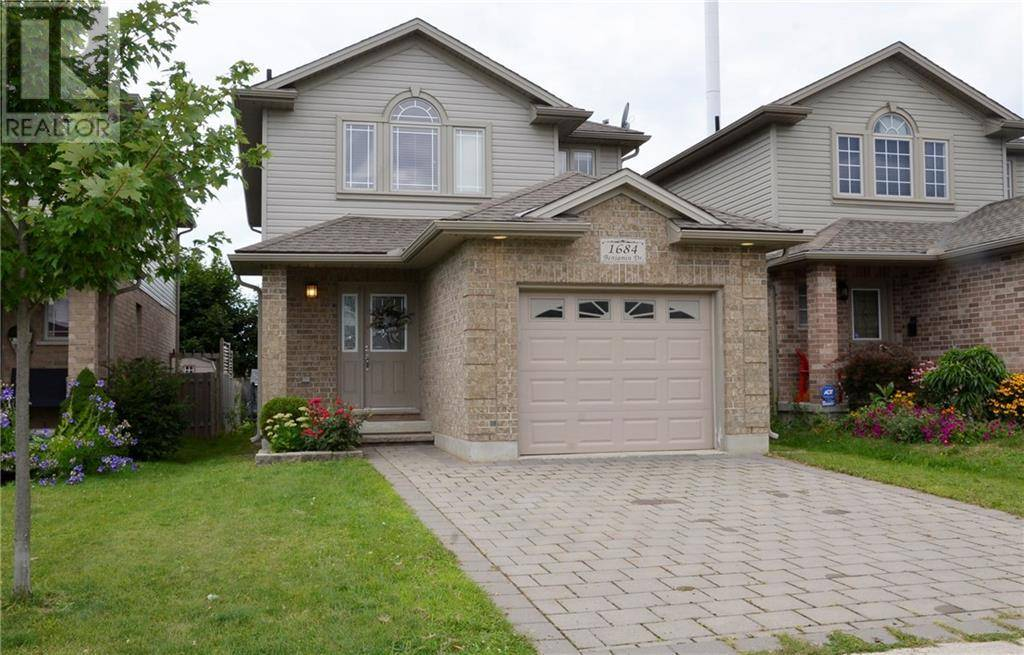 House for sale at 1684 Benjamin Dr London Ontario - MLS: 30758792