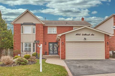 House for sale at 1685 Dellbrook Ave Pickering Ontario - MLS: E4424006