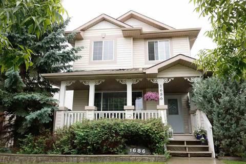 House for sale at 1686 Tompkins Pl Nw Edmonton Alberta - MLS: E4164222
