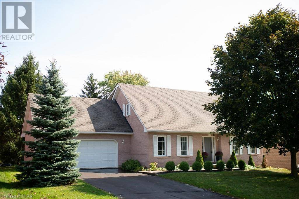 House for sale at 1686 Waddell Cres Peterborough Ontario - MLS: 224888