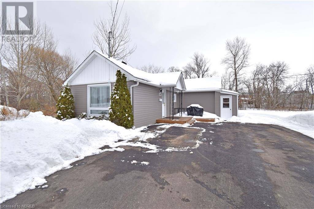 House for sale at 1687 Wyld St North Bay Ontario - MLS: 240950
