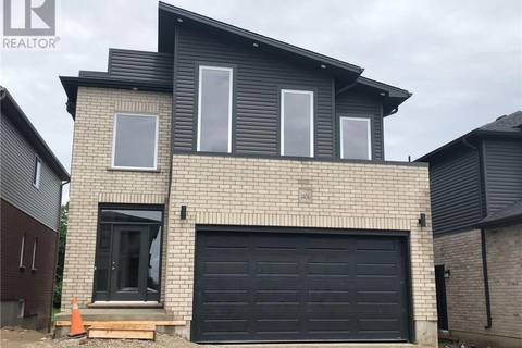 House for sale at 1688 Applerock Ave London Ontario - MLS: 202616