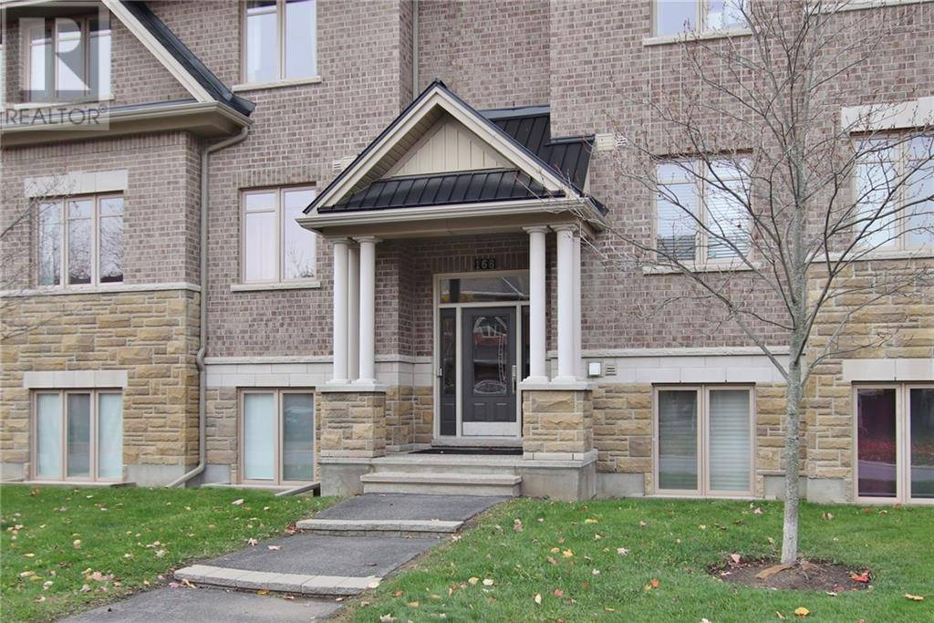 Condo for sale at 168 Hornchurch Ln Nepean Ontario - MLS: 1173367