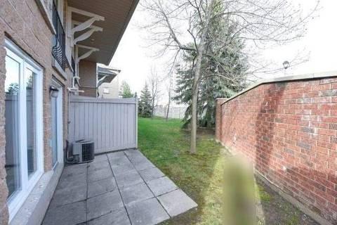 Condo for sale at 833 Scollard Ct Unit 169 Mississauga Ontario - MLS: W4445529