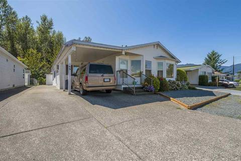 Residential property for sale at 9055 Ashwell Rd Unit 169 Chilliwack British Columbia - MLS: R2392464