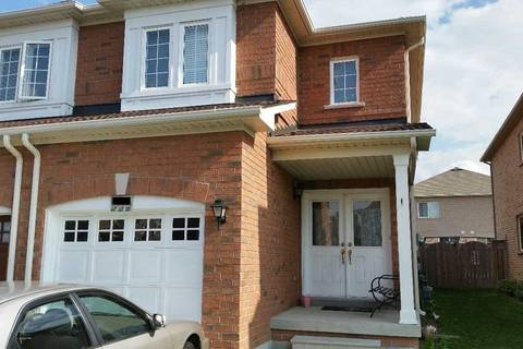 Townhouse for rent at 169 Albright Rd Brampton Ontario - MLS: W4548889