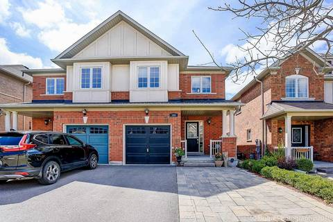 Townhouse for sale at 169 Ascalon Dr Vaughan Ontario - MLS: N4486691